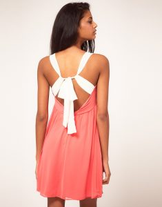 asos-collection-coralcream-asos-mini-dress-with-tie-back-product-1-3003530-096819669