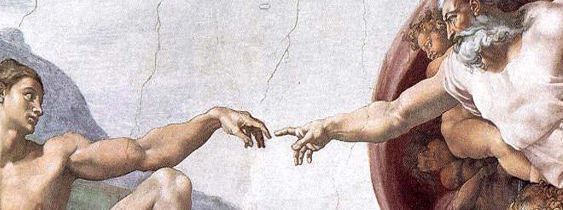 Michelangelo_Adam