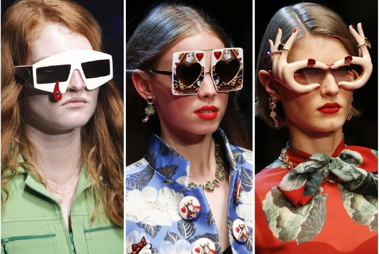 eski trend günes gözlükleri