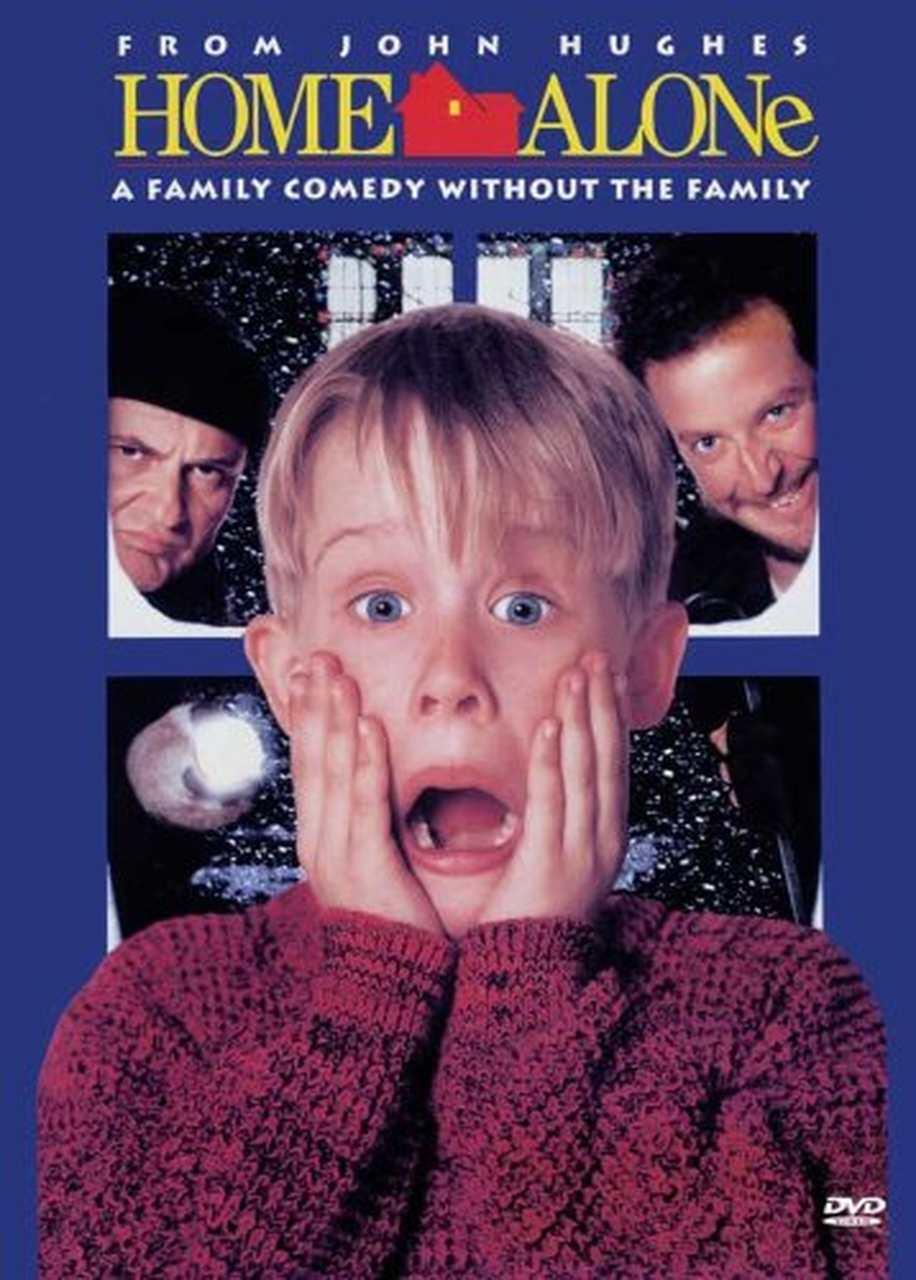 Home Alone film afişi