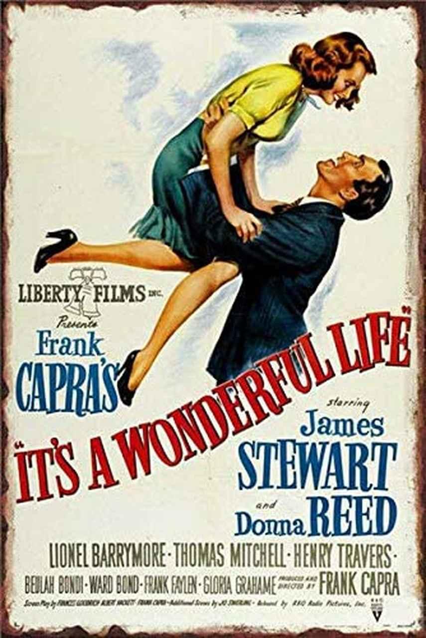 It's a Wonderful Life film afişi
