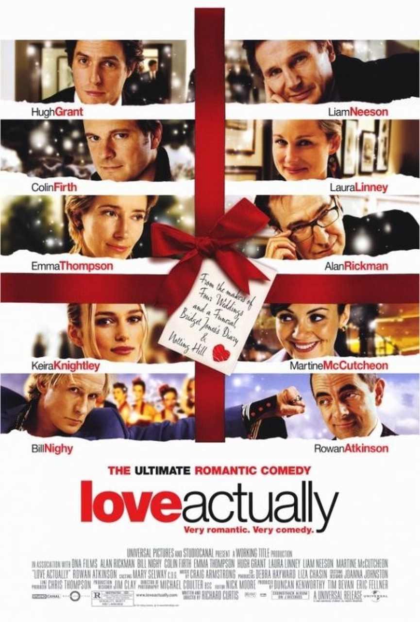 love actually film afişi